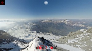 Experience the most famous north face of the world in a 360˚ view
