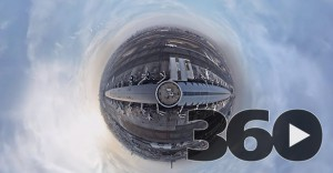 Exclusive 360 degree video: Dubai International Airport as never seen before