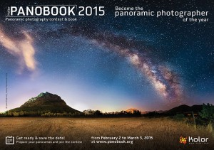 The Panobook 2014 is now available on the new Kolor store!