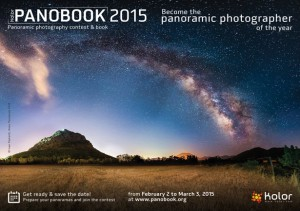 Panobook 2015: Discover prizes and the new website Panobook.org