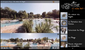 360° video | How to create value and integrate this new media in a website?
