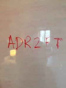 Three One Zero Teases 'ADR2FT'