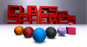 Cubes vs Spheres Launches on Gear VR