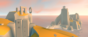 Preview: Land's End on Gear VR