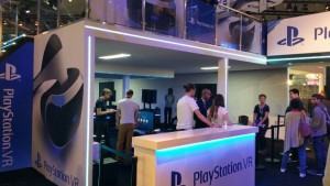 PGW PlayStation VR Booth Revealed