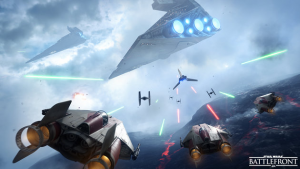 Make it a (Virtual) Reality: Star Wars: Battlefront