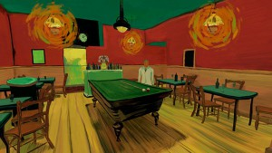 Immersive Van Gogh Experience The Night Cafe Comes To Gear VR