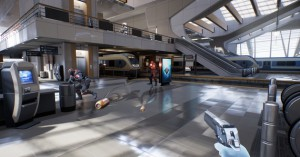 Epic Games: Bullet Train Runs 'at a solid 90 FPS, much higher than 1080p'
