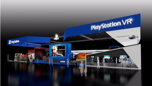 Sony Reveals G-Star 2015 Booth Layout, PlayStation VR Presence