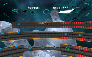 Preview: Radial-G: Infinity X on Gear VR