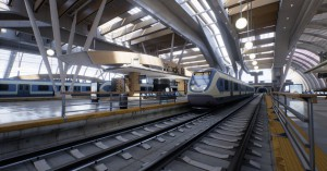 Bullet Train: Changing Track With Virtual Reality
