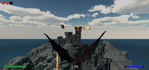 New To VR: Here Be Dragons, And They're Coming For You In Dragon Rider