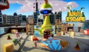 New Playroom VR Artwork Released For Monster Escape