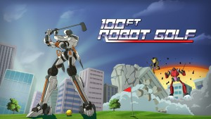 PlayStation VR's 100FT Robot Golf Gets New Art and Images