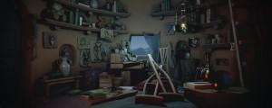 First Images of PlayStation VR's Golem Revealed