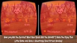 Halloween Cardboard VR