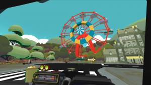 The Modern Zombie Taxi Co. for PSVR Gets New Screenshots