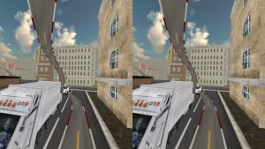 Mybee Cardboard VR RollerCoaster
