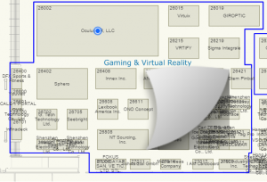 Oculus VR's Huge CES 2016 Show Floor Booth Discovered