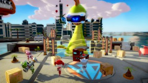 Preview: Playroom VR Monster Escape on PlayStation VR