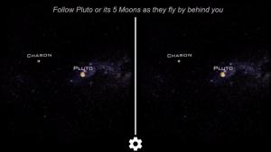 Pluto FlyBy VR