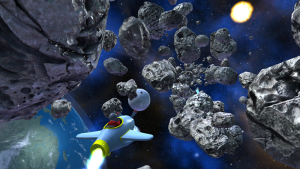 New To VR: The Past, Present And Future Await In Space Trip Time