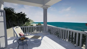 New To VR: Lay Back, Relax & Take In The Tranquility Of 'The Beach House'