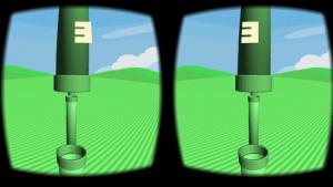 VR Flappy for Google Cardboard