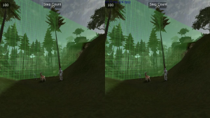 VR Jogging:Zombies Nature FREE