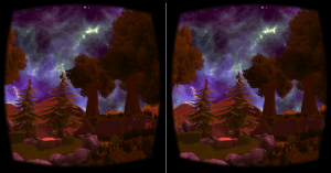 VR Scary Forest – Cardboard