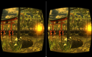VR Zen Garden – Cardboard