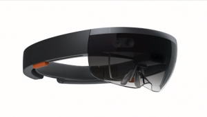 Hands-on with Microsoft HoloLens Beta HMD