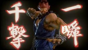 Street Fighter's Akuma to Feature in Tekken 7