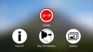 3D VR Camera
