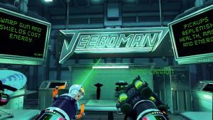New Jeeboman Images Revealed