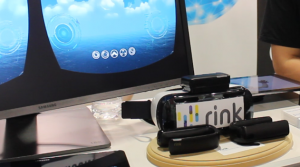 Hands On With Gear VR Controller Rink