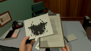 First Screenshots of A Chair in A Room: Greenwater Arrive