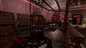 First Screenshots for The Mansion in Doorways: Holy Mountains of Flesh Unveiled