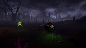 New Screenshots for Oculus Rift Title Spellbound Revealed