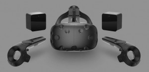 HTC Vive will cost $ 799 and ships in April