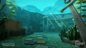 New Esper 2 Screenshots for Oculus Rift Released