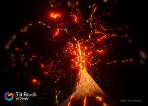 Valve's GDC Pack Shows Tilt Brush's Great Potential