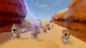 Kittypocalypse Screenshots Released