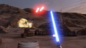 VR Moments: Star Wars: Trials on Tatoonie Fulfils Your Childhood Dream