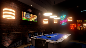 New Pool Nation VR Screenshots revealed