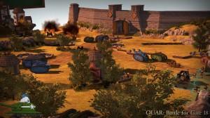 Review: Quar: Battle for Gate 18
