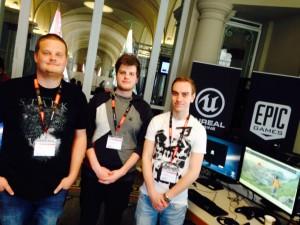 Epic Games' FMX VR Jam: Meet the Teams