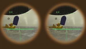 Virtual Umbrella Brings Back VR in a Bar