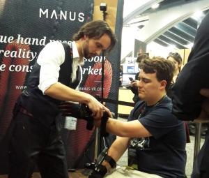 Not Really Here: Manus VR Talks Episode 1