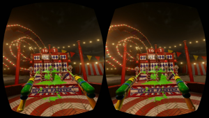 Preview: NVIDIA's VR Funhouse